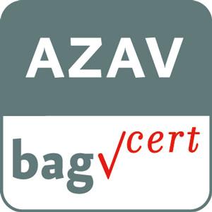 Logo AZAV