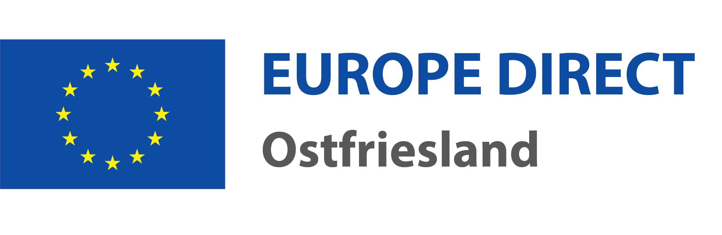 Logo Europe Direct Ostfriesland