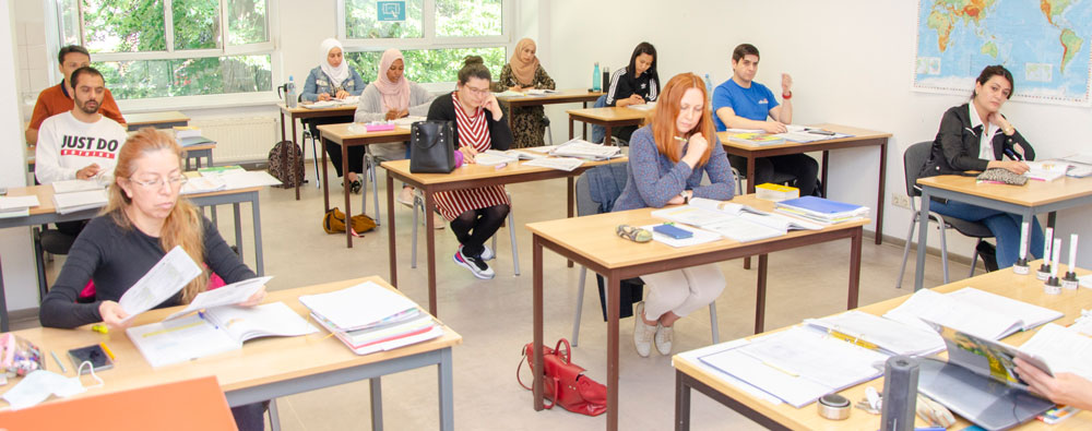 Berufssprachkurs Deutsch C1