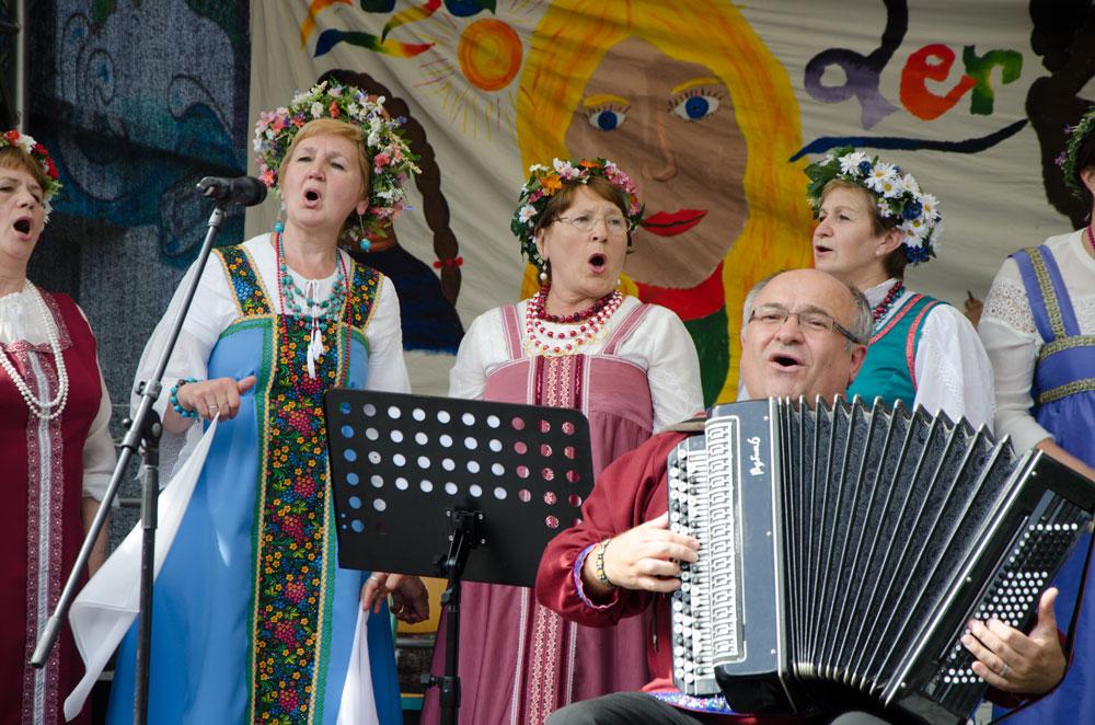 Fest der Kulturen - Russische Musik