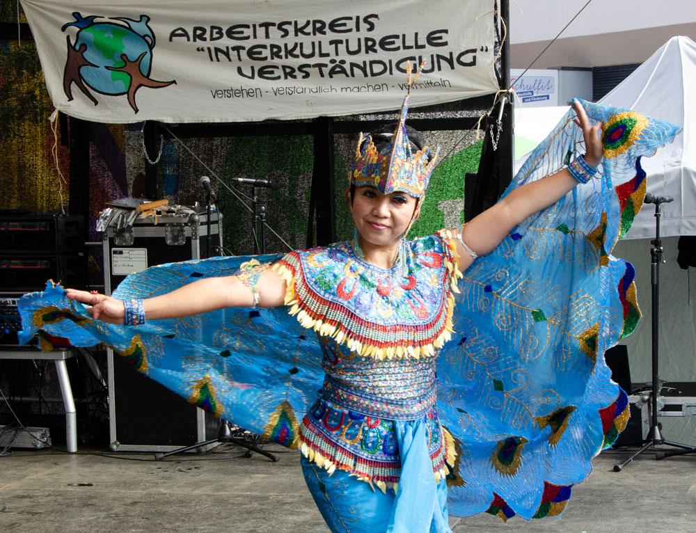 Fest der Kulturen - Indonesischer Tanz